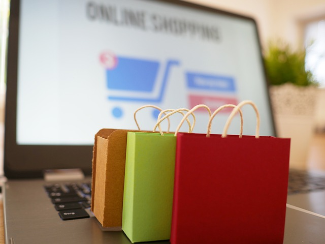 e-commerce & call to action